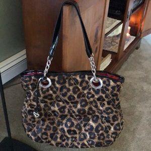 Brighton purse - leopard print!